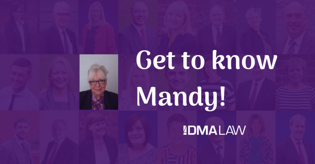Find out a bit more about Mandy