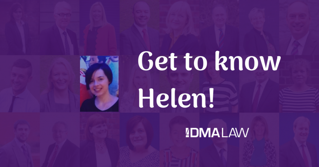 Find out a bit more about Helen