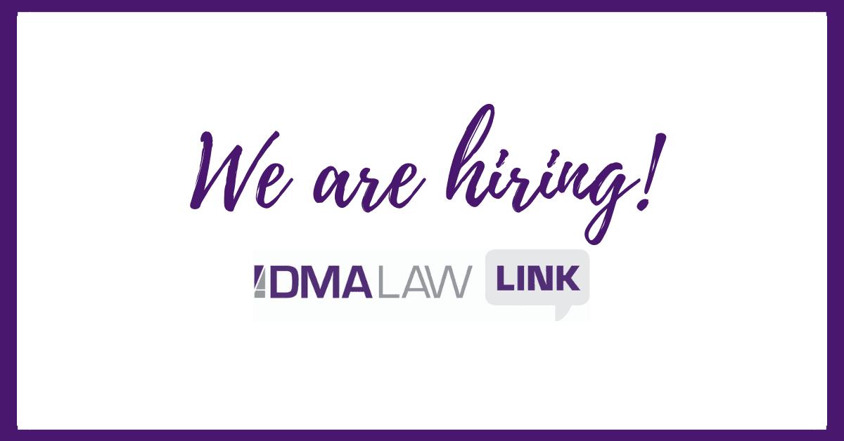 Job Opportunity: Link Advisor