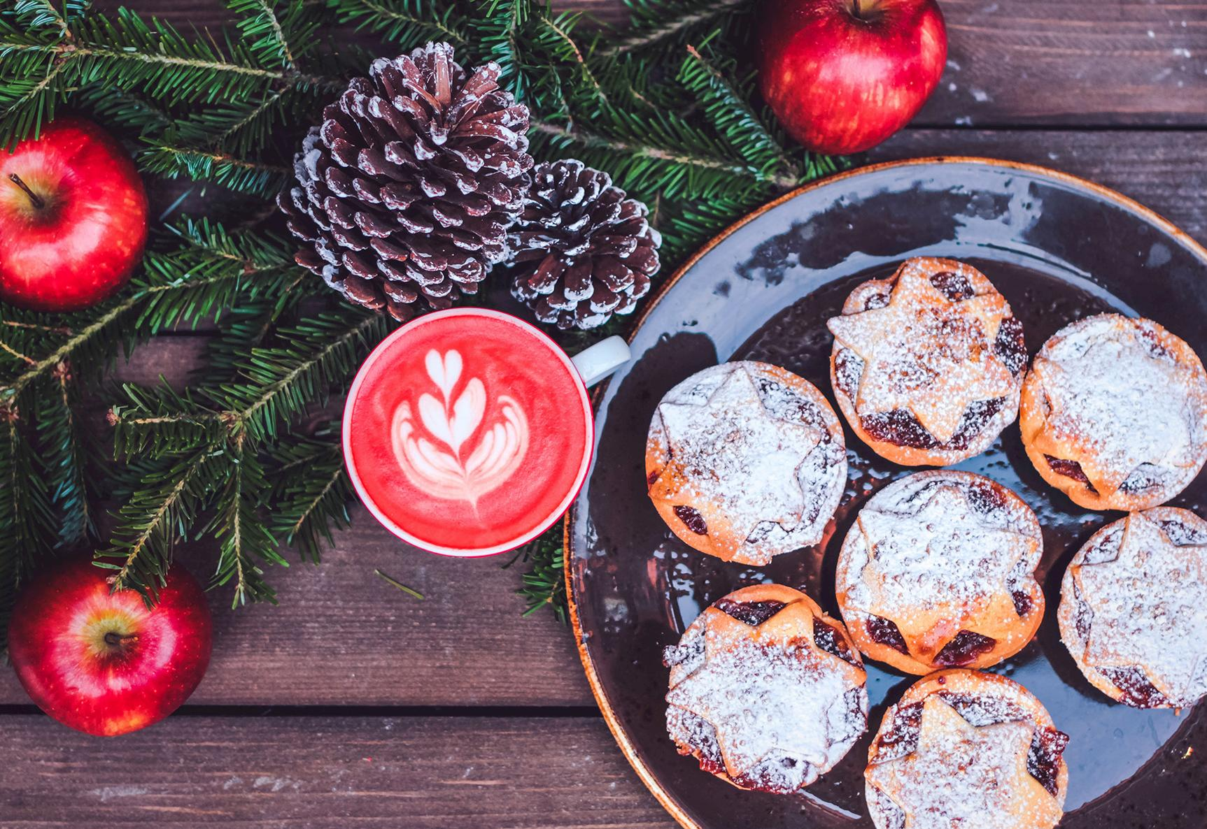 Is it illegal to eat mince pies on Christmas day?