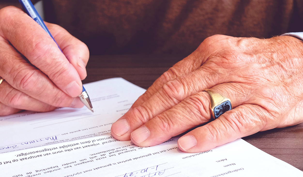 How to make or amend a will during a pandemic