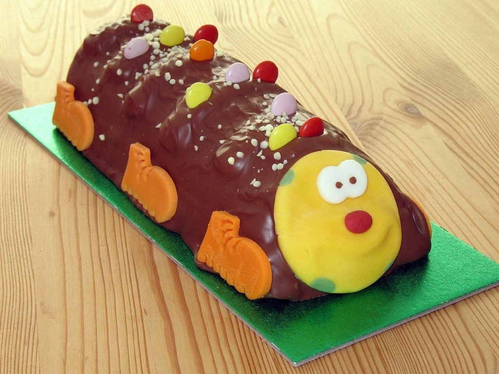 Why is Marks & Spencer suing Aldi over a caterpillar cake?