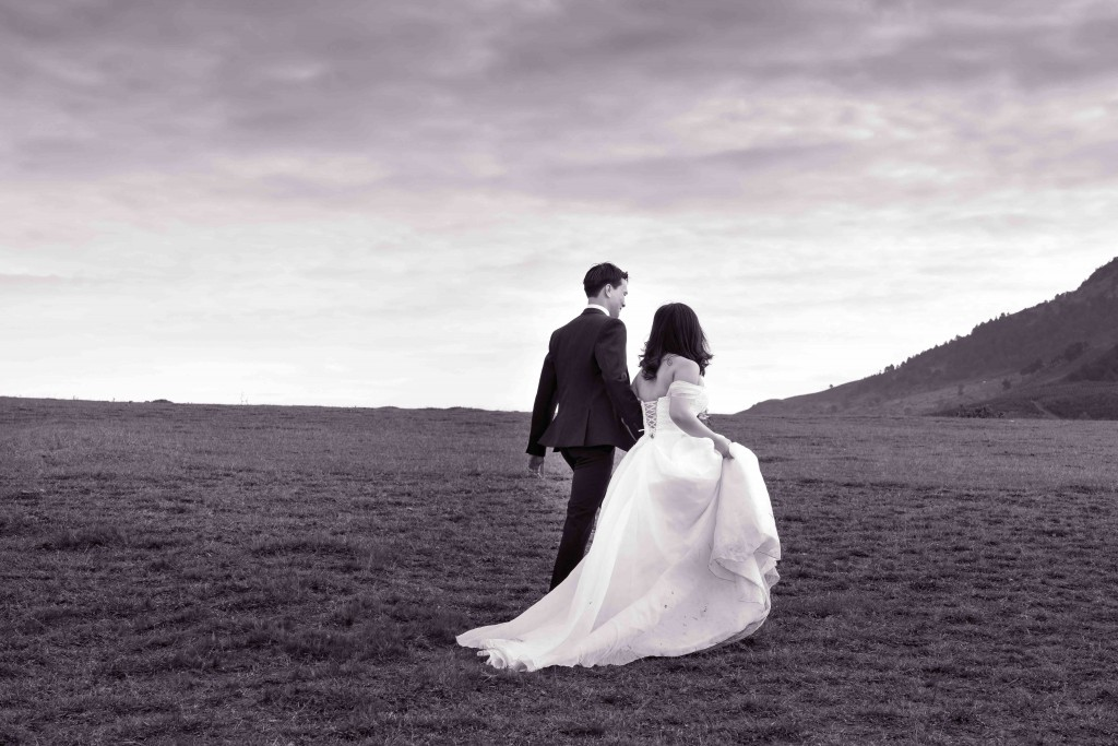 Outdoor civil weddings to be legal from next month